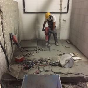 wiercenie otworów w betonie warszawa